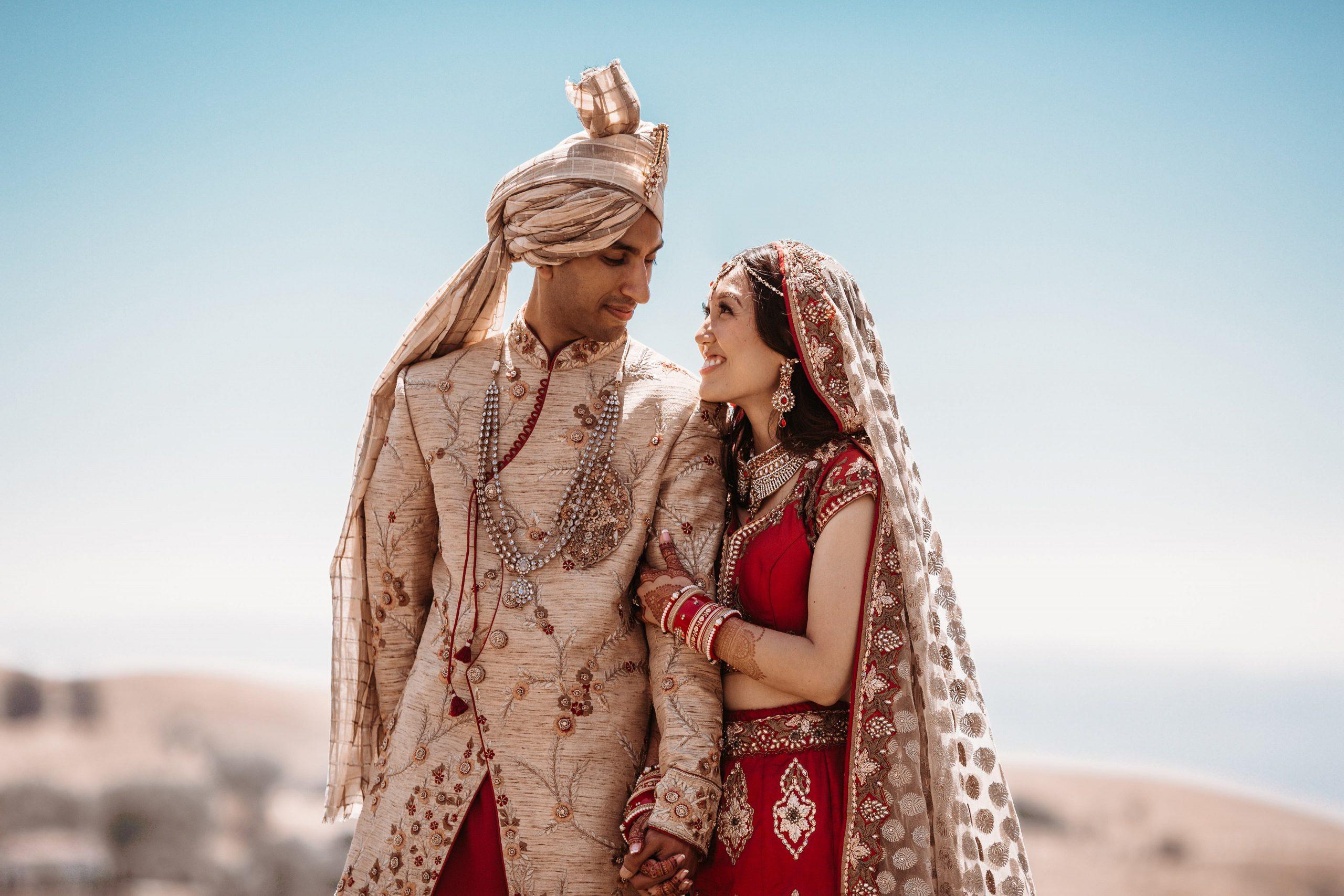 Indian & Vietnamese Wedding | Katherine & Harsh | Saratoga Springs Wedding | LifeStory.Film