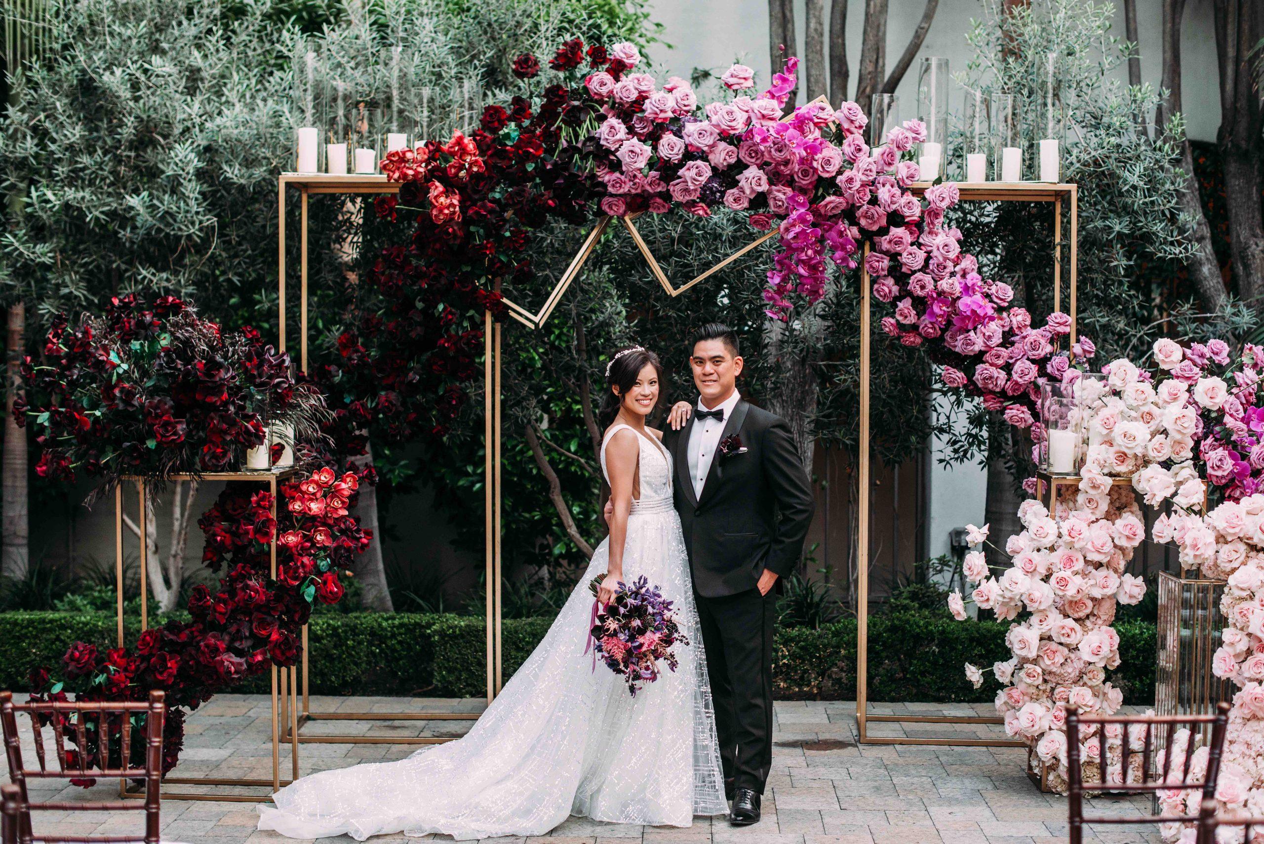 Best Wedding Photographer in Los Angeles LifeStory.Film at Vibiana DTLA