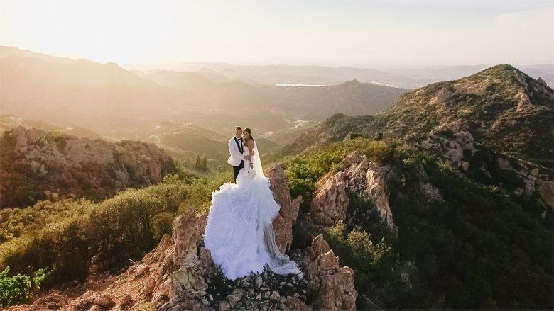 Malibu Rocky Oaks Wedding Photography