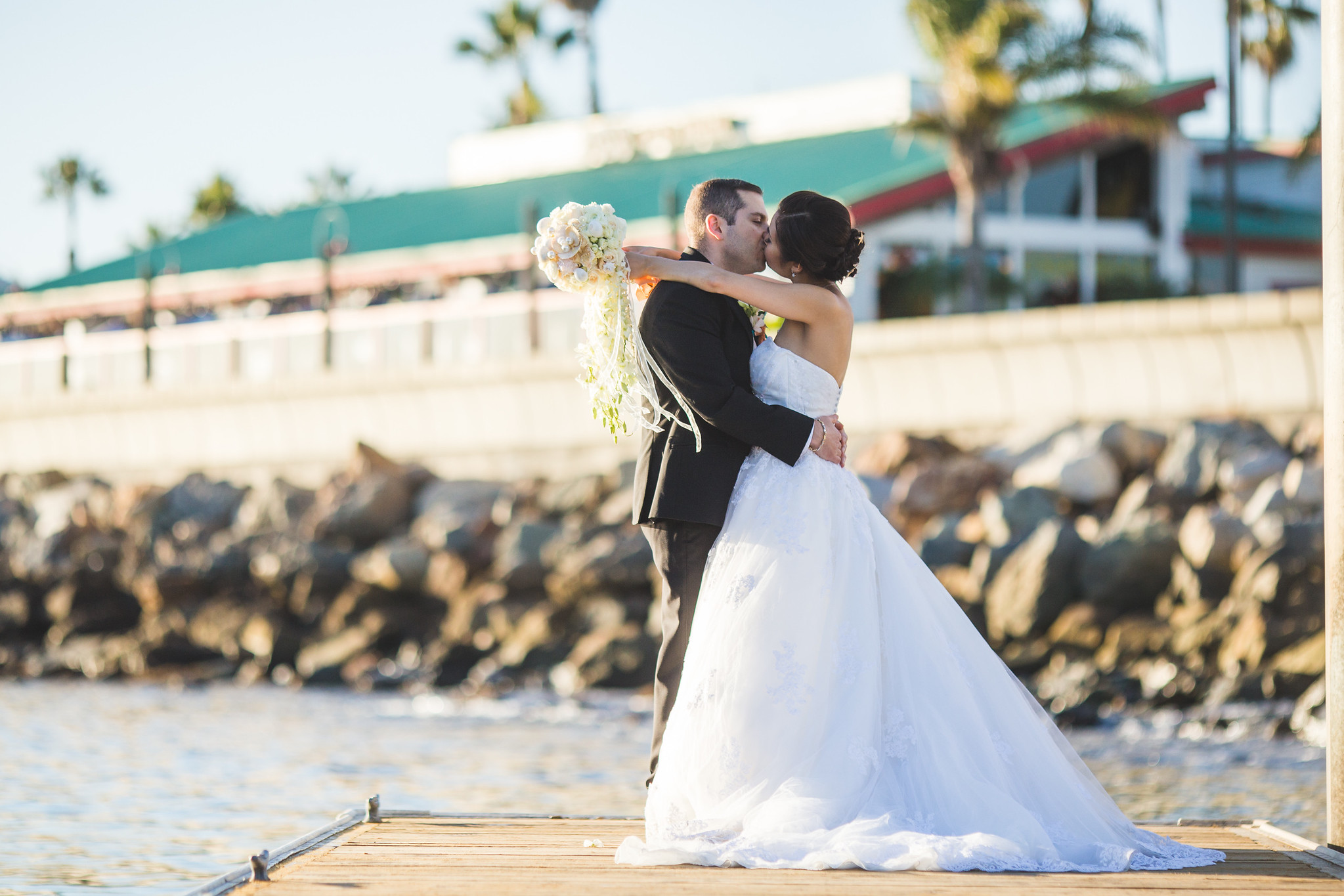 Wedding - Portofino Hotel & Marina | Wedding Photography and Wedding Videography