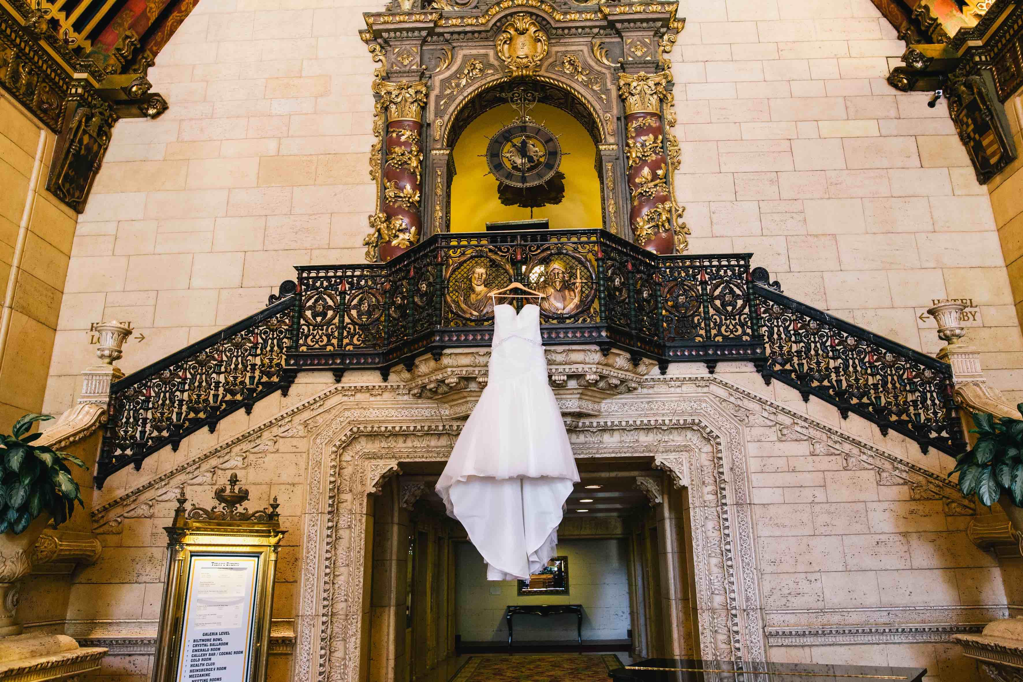 Millennium Biltmore Hotel, Los Angeles, CA Weddings LifeStory.Film