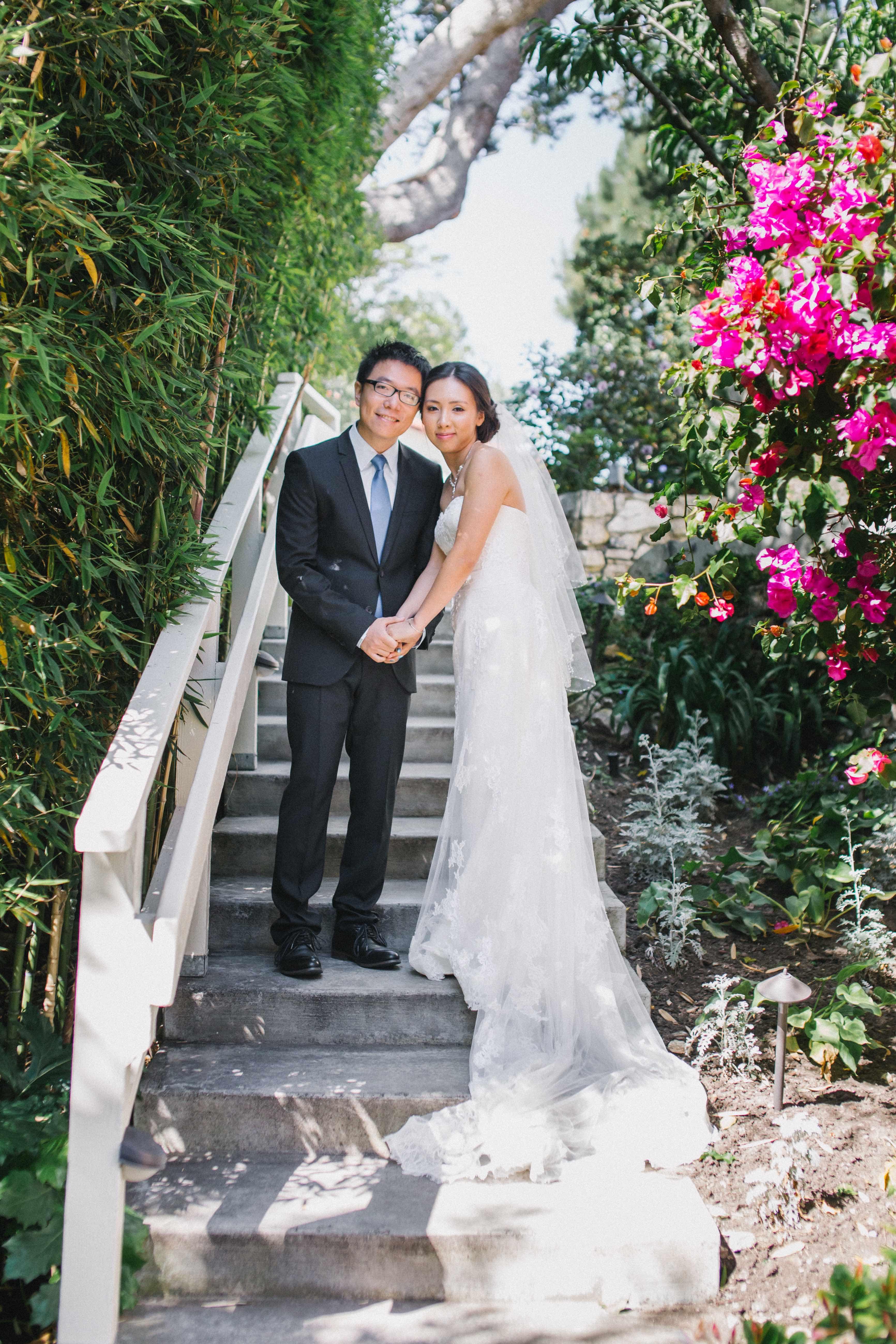 Wedding - La Venta Inn, Palos Verdes Estates | Wedding Photography and Wedding Videography