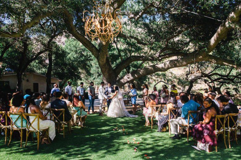 Wedding - Oak Canyon Ranch   Wedding Photography and Wedding Videograph