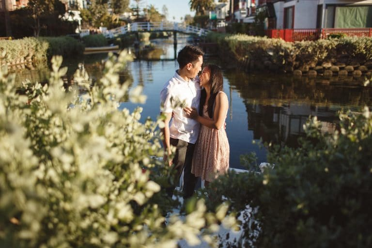 Wedding - Venice Canals Walkway | Wedding Photography and Wedding Videograph