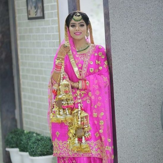 Indian Bridal Attire