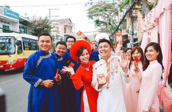 Vietnamese Wedding Traditions