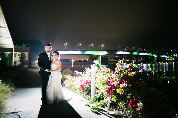 Wedding Reception Timeline