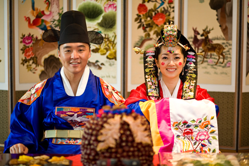 Korean Wedding Traditions