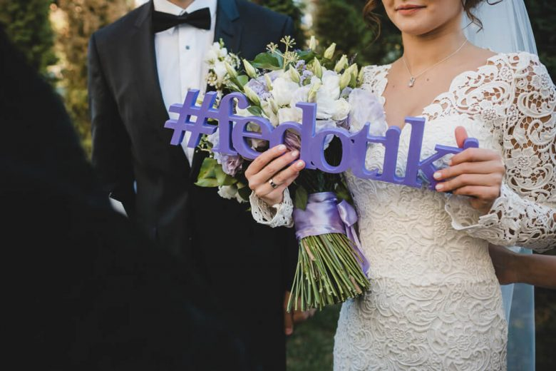 The Best Wedding Hashtag Tips