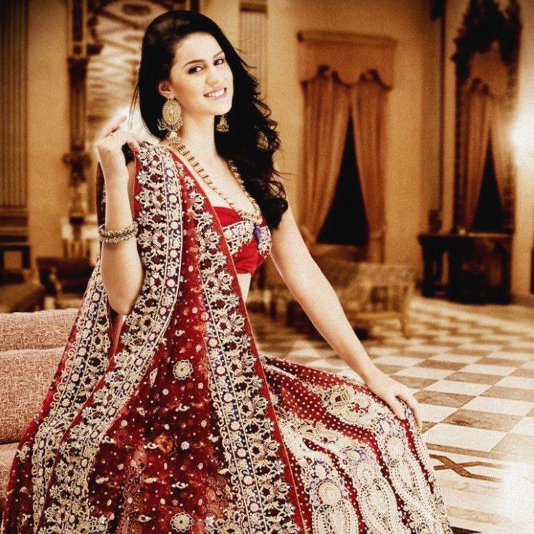 Indian Bridal Attire