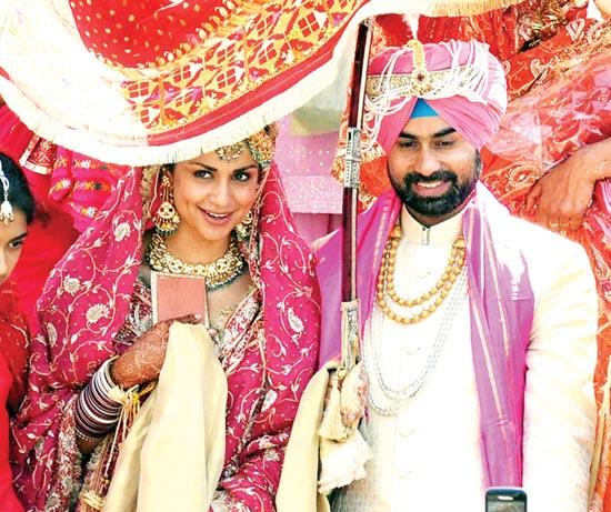 Indian Wedding Timeline