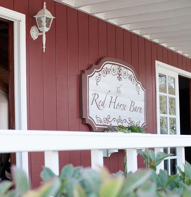 The Red Horse Barn, Huntington Beach, CA