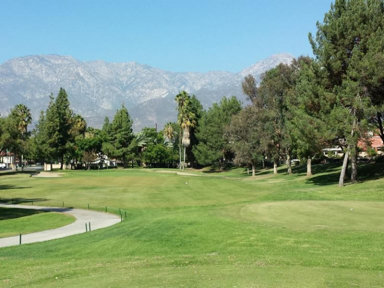 Upland Hill Country Club, Upland, CA